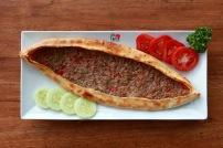 Pita with Ground Beef